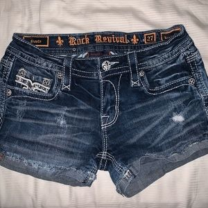 Rock Revival denim shorts!
